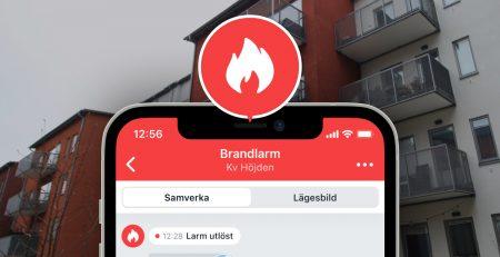 App Brandvarnare